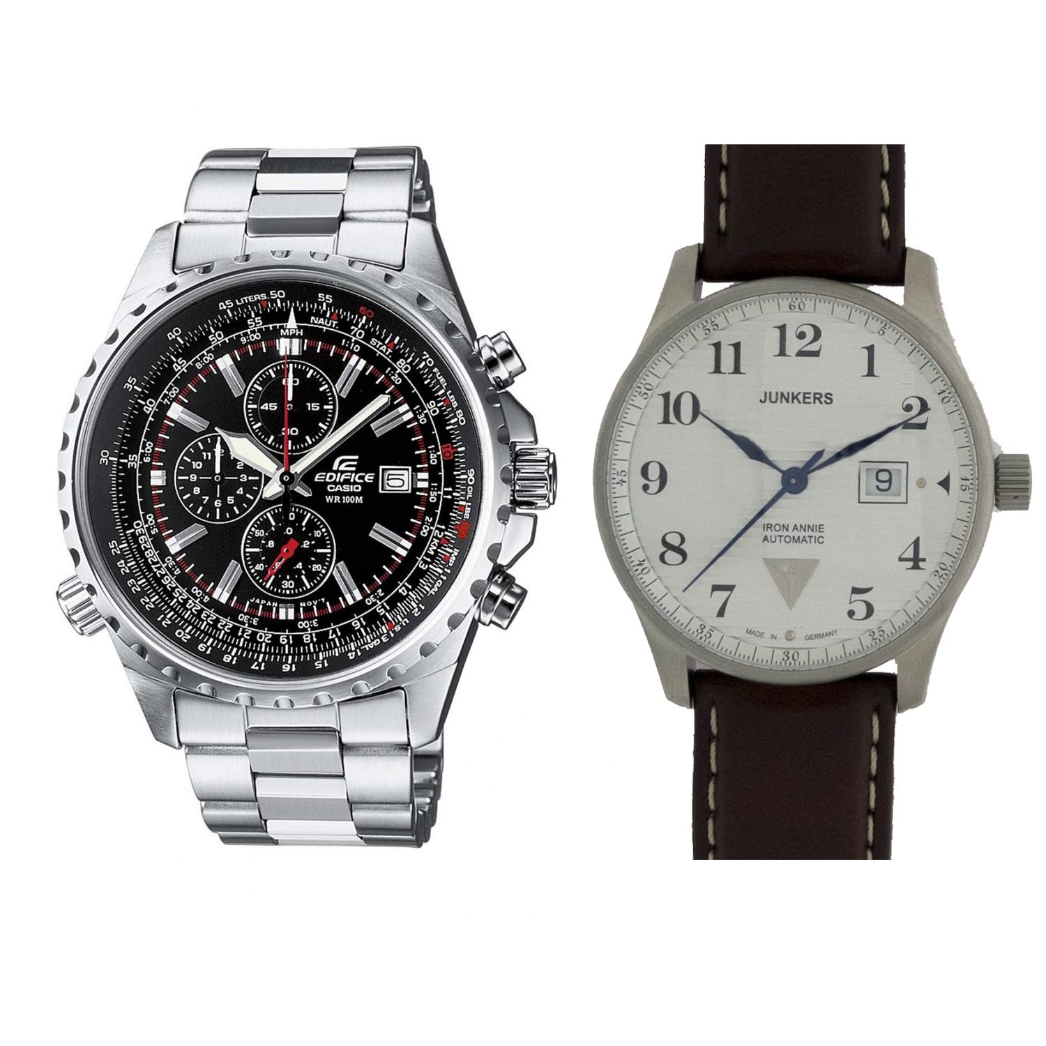 Chronograph vs Chronometer