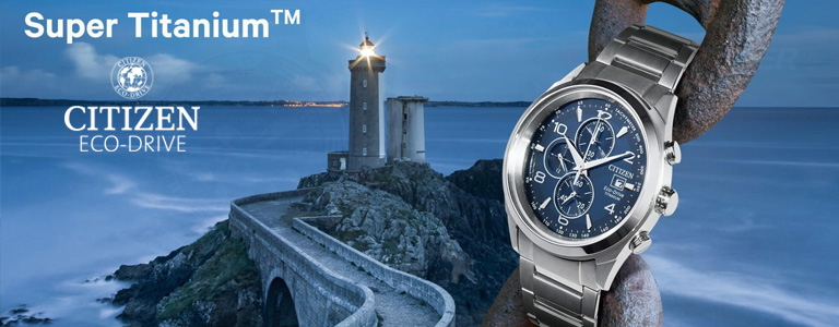 Super Titanium™ – Super  Watch