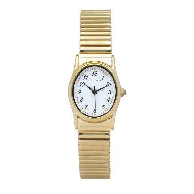Adora Damenuhr AB6039 mit Zugband gold