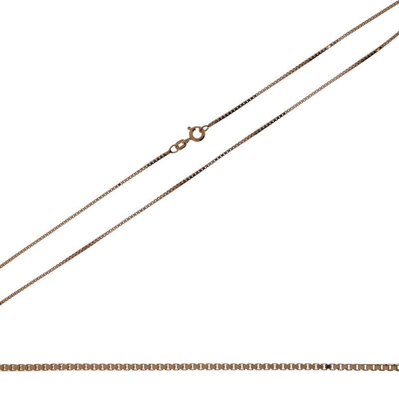 Kettler Halskette Venezia 1,2 mm 925/- rosé 42 cm 11687689