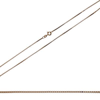 Kettler Halskette Venezia 1,2 mm 925/- rosé 42 cm...