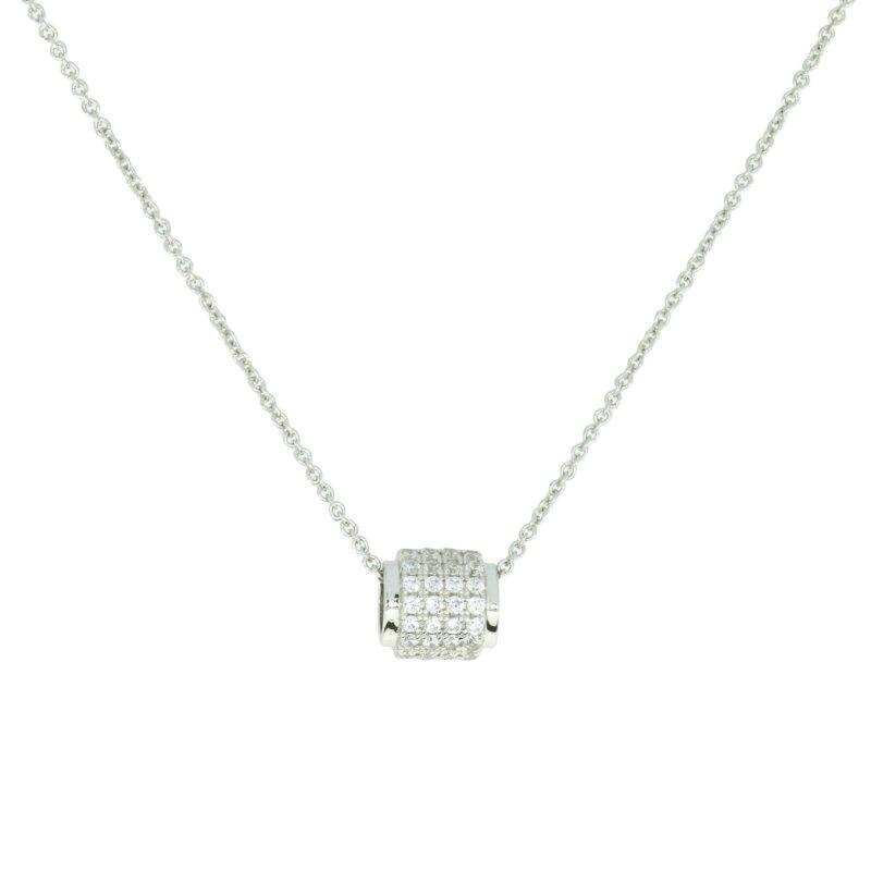 CEM Collier mit Behang 925/- Sterlingsilber  PR7150