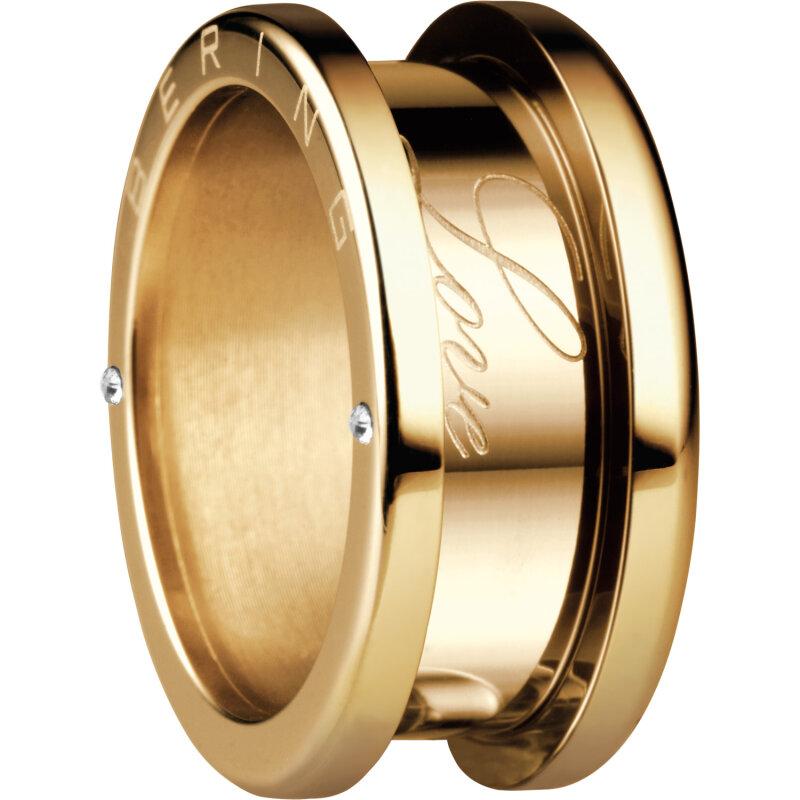 Bering Außenring 520-20-X4 gold breit