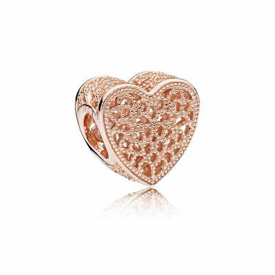 PANDORA ROSE Charm 781811 Ewige Liebe
