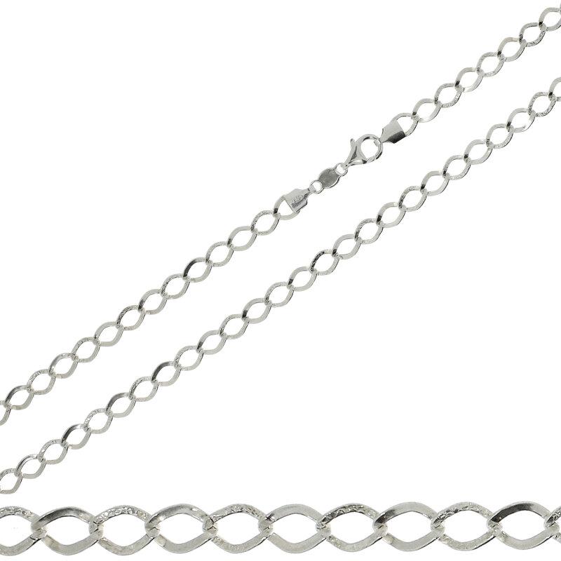 Kettler Damenkette Fantasie 45 cm 925/- Silber 50005522
