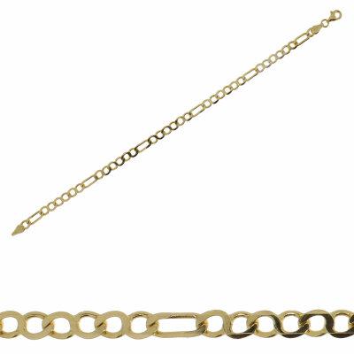 Armband 585/- GG Figaro 19 cm 710054040010