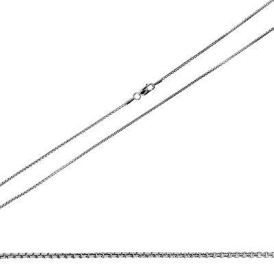 Kettler Halskette Venezia rund 1,8 mm 925/- silber 42 cm...
