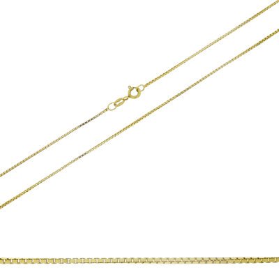 Veneziakette 585/- Gelbgold 1,2