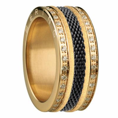 Bering Kombiring Diamantiert IJ13435