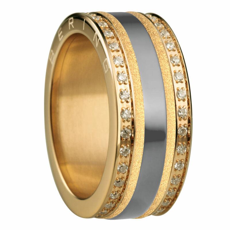 Bering Kombiring Diamantiert IJ13438