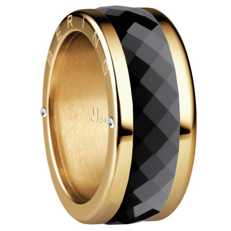 Bering Kombiring Keramik Diamantschliff IJ13490