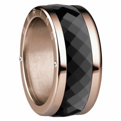 Bering Kombiring Keramik Diamantschliff IJ13498