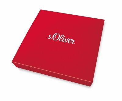 s.Oliver Halskette mit Anhänger 925/IP rosè- Herz 2021028