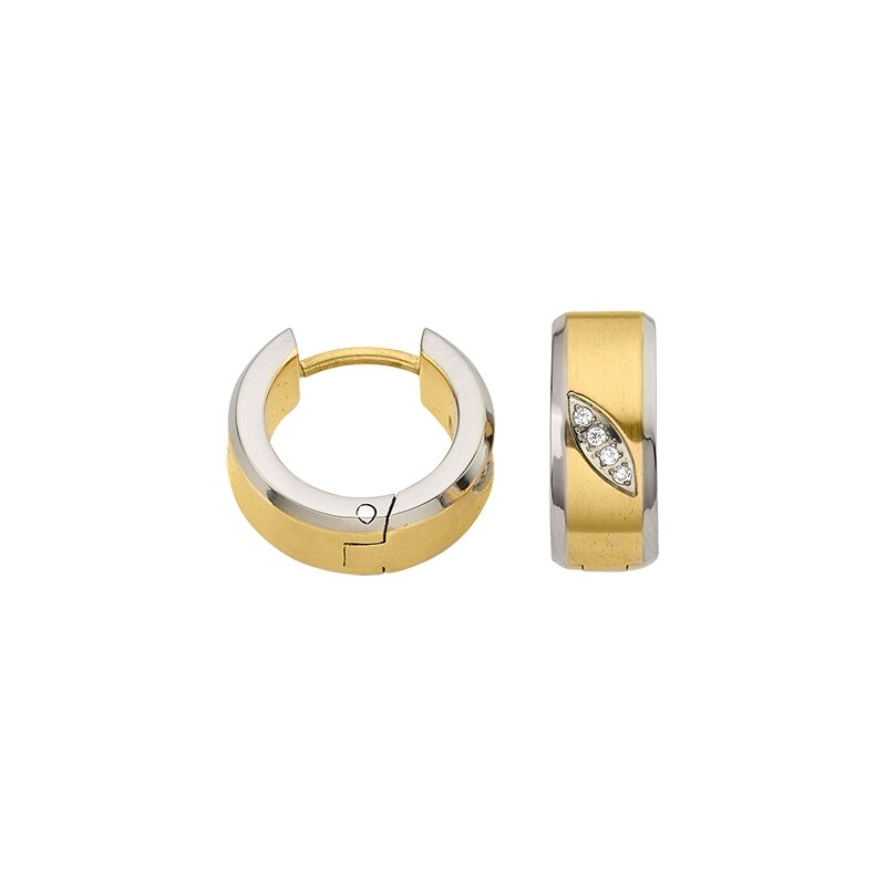CEM Creolen 4-202169-001 Titan IPgold, Zirkonia