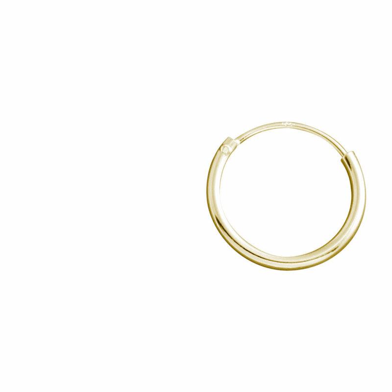 Kettler Rohrcreole Ø 29 mm 585/- Gelbgold 14189