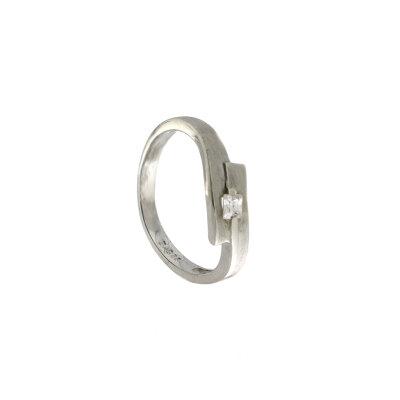 Kettler Damenring 925/- Sterlingsilber 52057286 Gr. 58