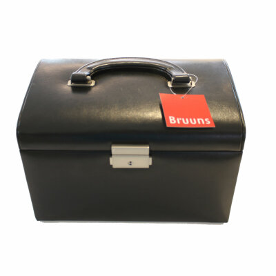 Bruuns Schmuck-Box schwarz 14322
