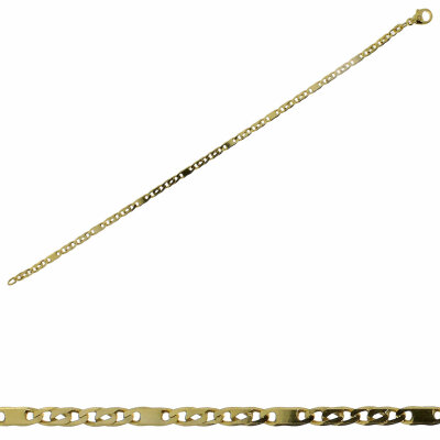 Kettler Armband Fantasie 585/- Gelbgold 81289563