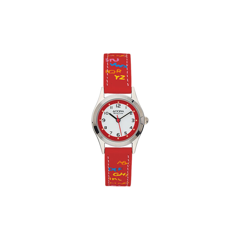 Adora Youngline Kinderuhr AY4367 rot