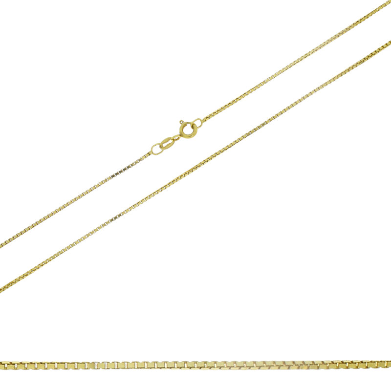 Kettler Veneziakette 333/- GG 42 cm 14650