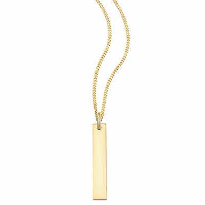 SO COSI Kette Love Message NGX- PI008 - IP gelbgold