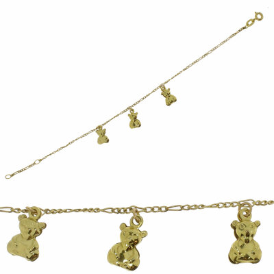 Kettler Goldarmband in 333/- (8k) Gelbgold 9900190000...