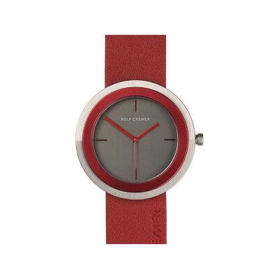 Rolf Cremer Go 504206 Unisex Armbanduhr Rot