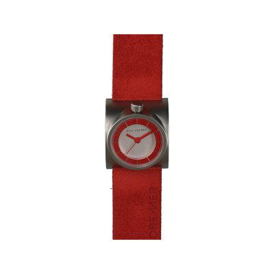 Rolf Cremer Tondo 504108 Armbanduhr Rot