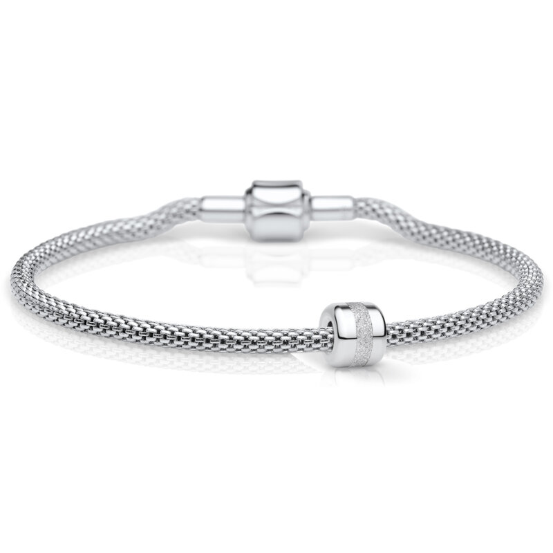 Bering Charm-Set silber 613-10-X0 + Faith-1