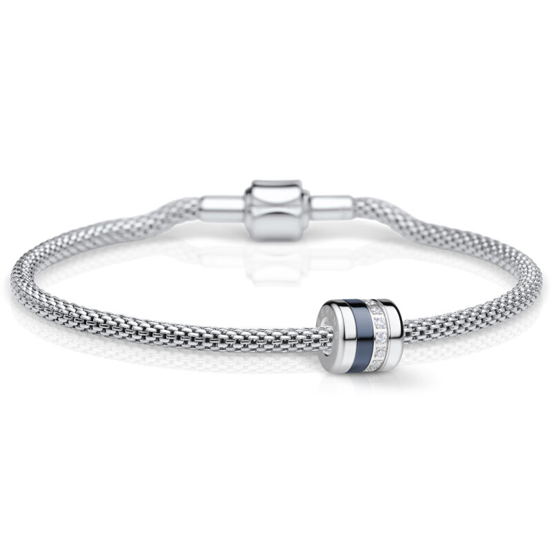 Bering Charm-Set silber 613-10-X0 + Friends4Ever-2
