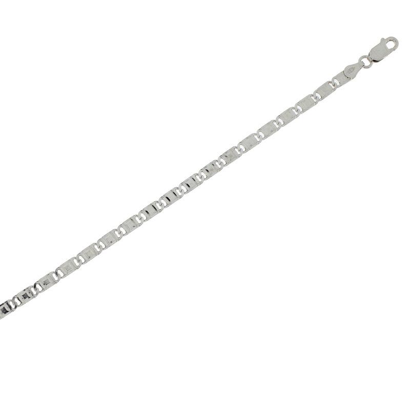 Kettler Armband Fantasie 925/- rhodiniert 21 cm 044/61/LRD201-075