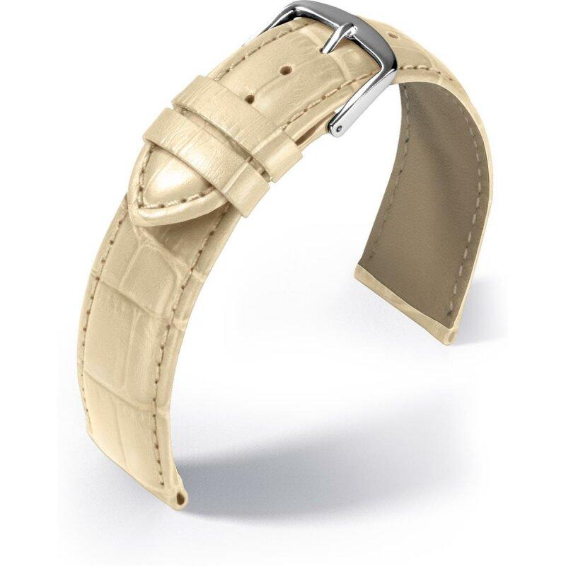 Eulit Lederband Guinea Beige 14 mm 8007114212