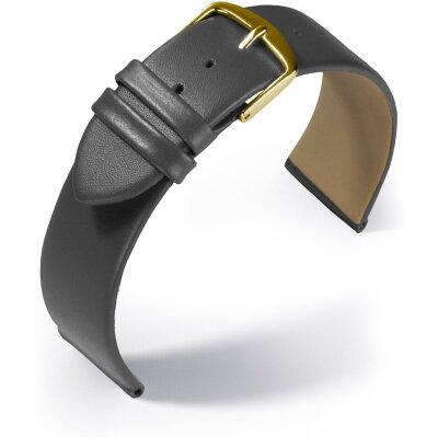 Eulit Lederband Dolly Grau 14 mm 8041114122