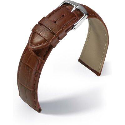 Eulit Lederband Guinea Braun 14 mm 8007114232