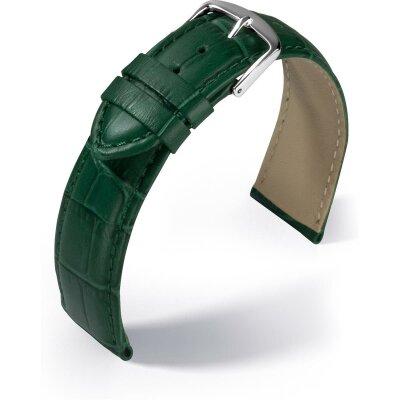 Eulit Lederband Guinea Grün 14 mm 8007114602