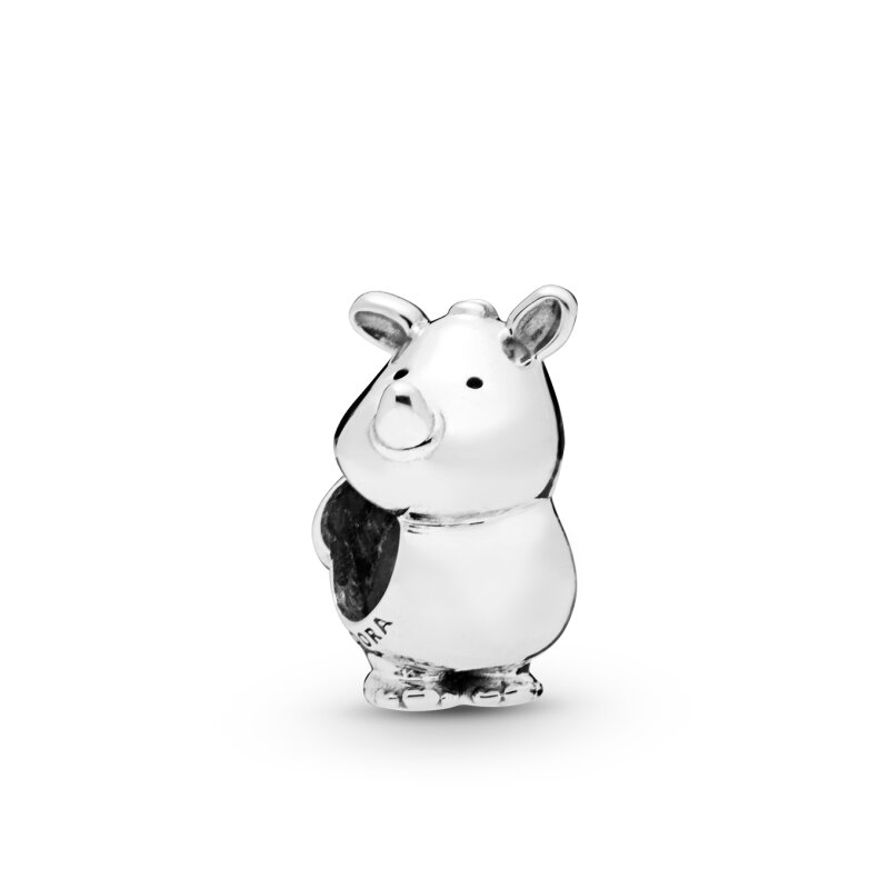 PANDORA Charm Rino the Rhinoceros 798023