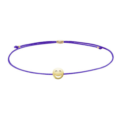 SO COSI Armband - Smile for me BGXV-005 IP gelbgold