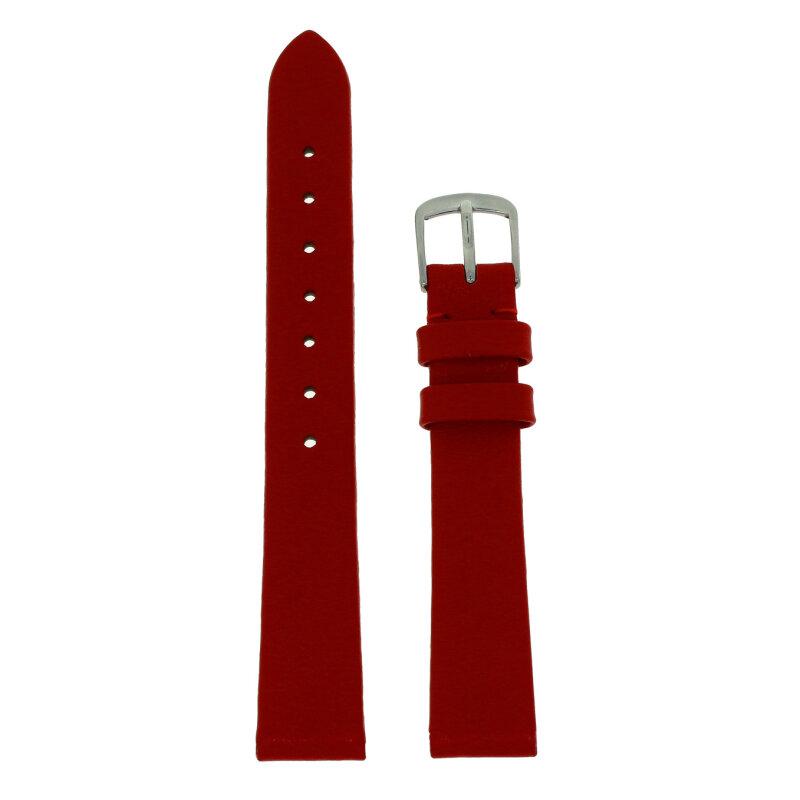 Fluco Uhrenband 14 mm Juwel 602-10-14 rot