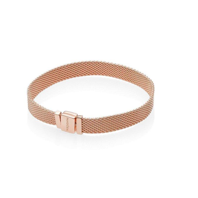PANDORA Reflexions Armband Rosé 587712