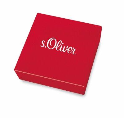 s.Oliver Armband Weltkugel 925/- IP gold 2025617