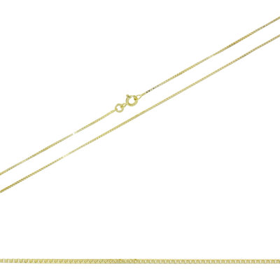 CEM Kette 333/- Gelbgold Venezia 45 cm BVE312