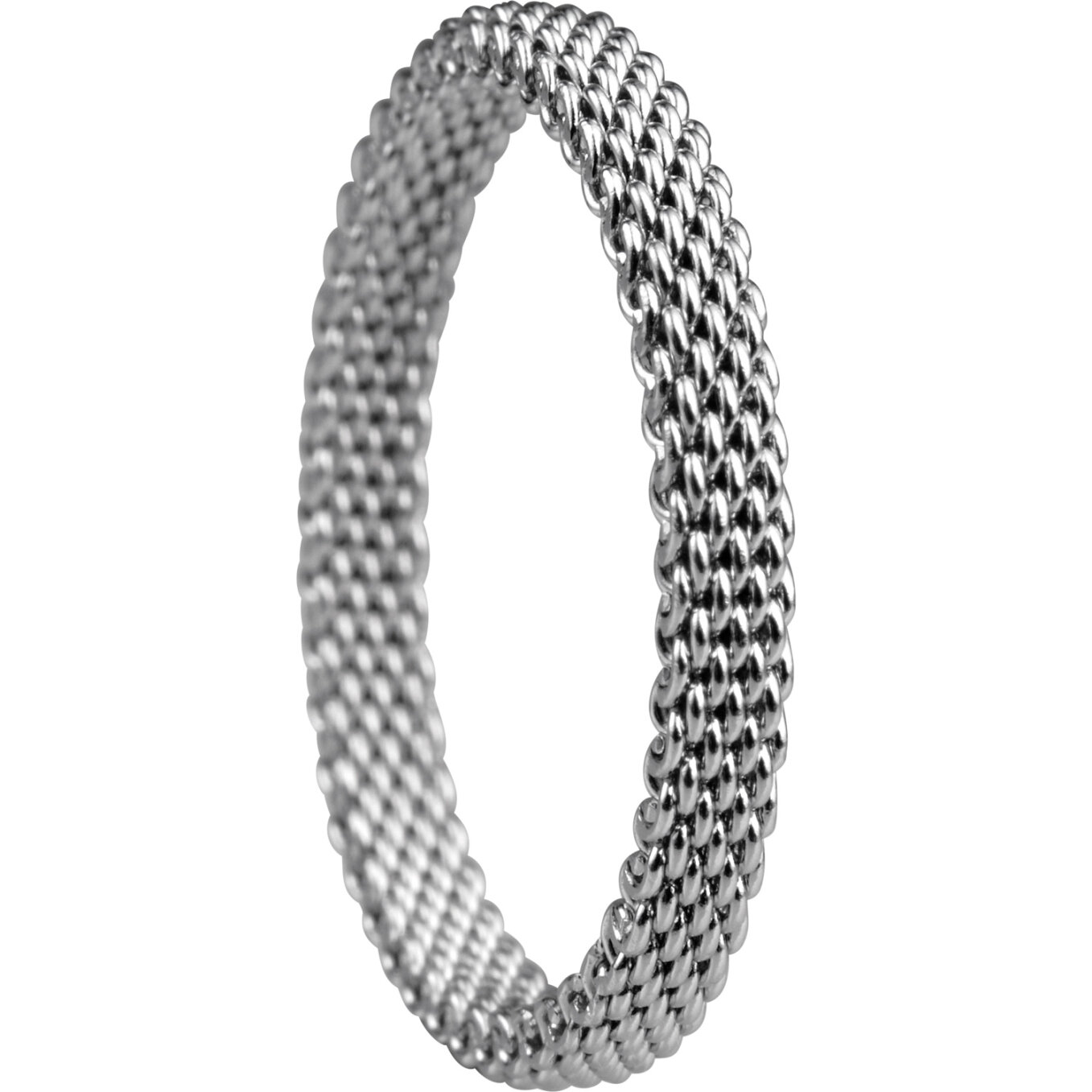 Bering Innenring 551-10-91 Milanaise silber