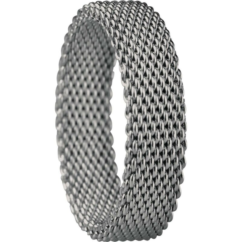 Bering Innenring 551-10-62 Milanaise silber