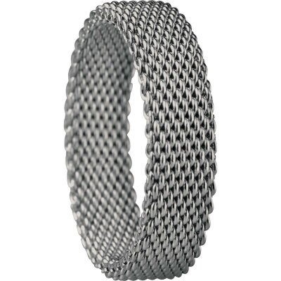 Bering Innenring 551-10-72 Milanaise silber