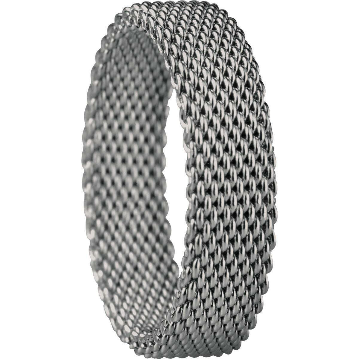 Bering Innenring 551-10-82 Milanaise silber