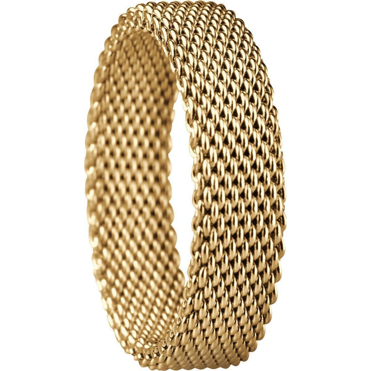 Bering Innenring 551-20-82 Milanaise gelbgold