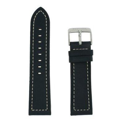 Festina Uhrenband weiße Steppung 24 mm 16389...