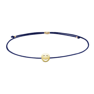 SO COSI Armband - Smile for me BGRB-005 IP gelbgold