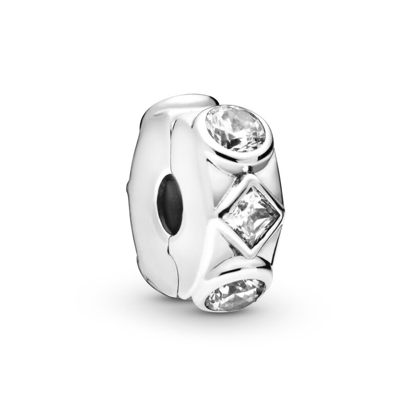 PANDORA Clip 798463C01 Geometric Shapes