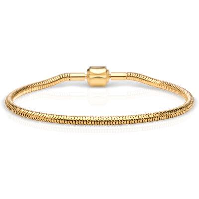 Bering Armband 615-20-X0 IP gelbgold